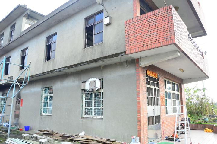 桃園市龍潭區51歲翁姓嫌犯涉嫌在老家縱火,造成雙親等人6死5傷。記者賴佑維/攝影