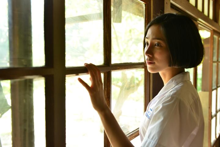 溫貞菱演出「一把青」。圖/公視提供