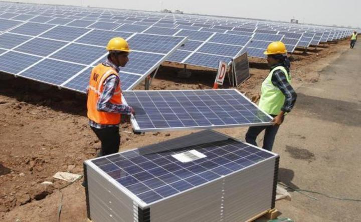 印度的太陽能投資現已開始收割豐碩成果,遠比預期來得早。(網路照片)