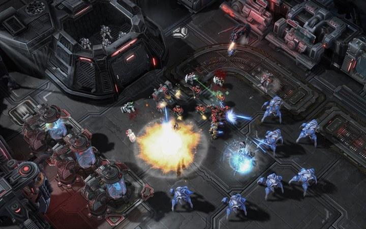 《星海爭霸》是美商暴雪(Blizzard Entertainment)旗下相當知名且風靡全球的遊戲。(記者鍾張涵/攝影)