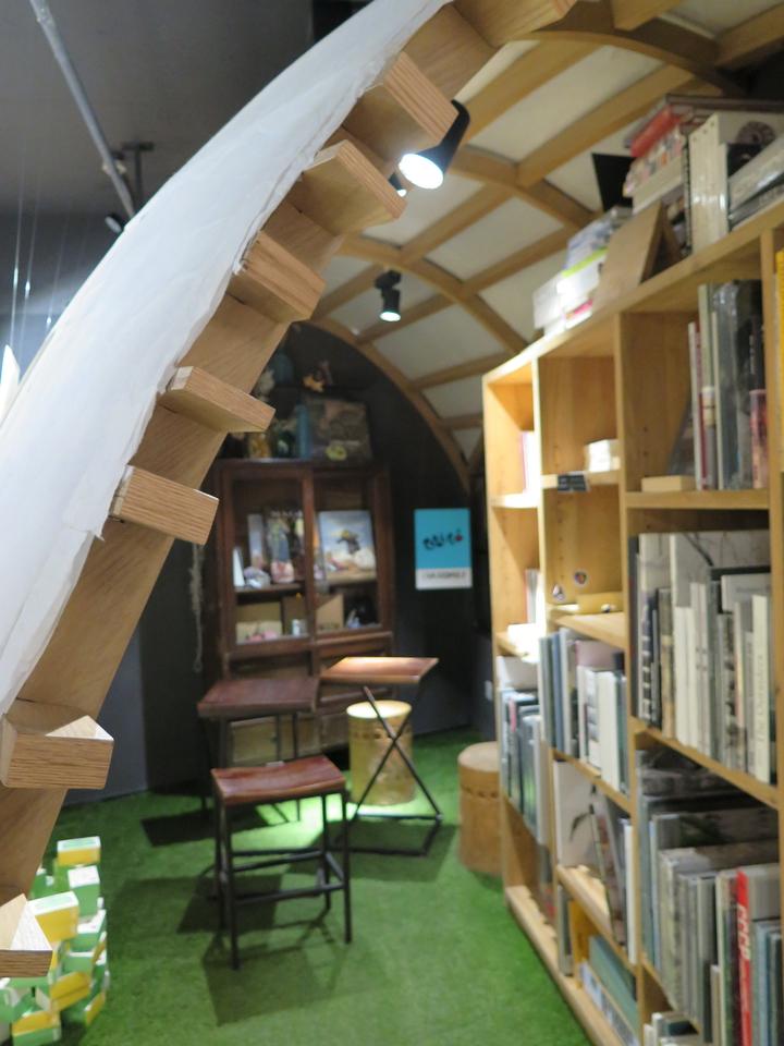 「衡山坊」書店。記者何定照/攝影