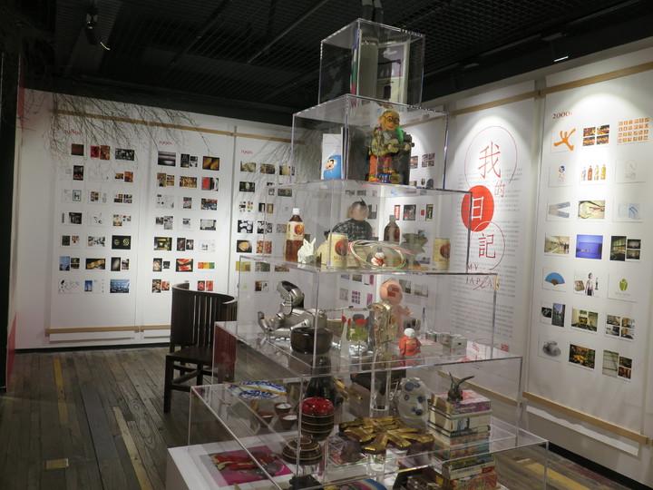 「衡山坊」書店的展覽空間。記者何定照/攝影