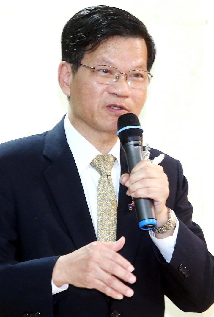 中研院長翁啟惠傳出口頭請辭。圖/本報資料照片
