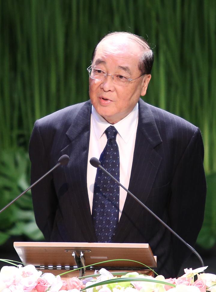 文化部長洪孟啟。圖/本報資料照片