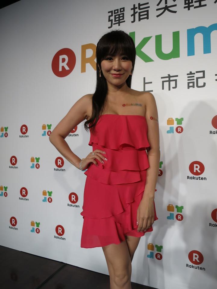 李佩甄的台灣好媳婦形象讓她賺進不少活動、代言。記者葉君遠/攝影