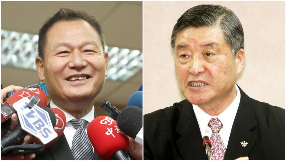 資料照/李翔宙(左)、高華柱(右)。