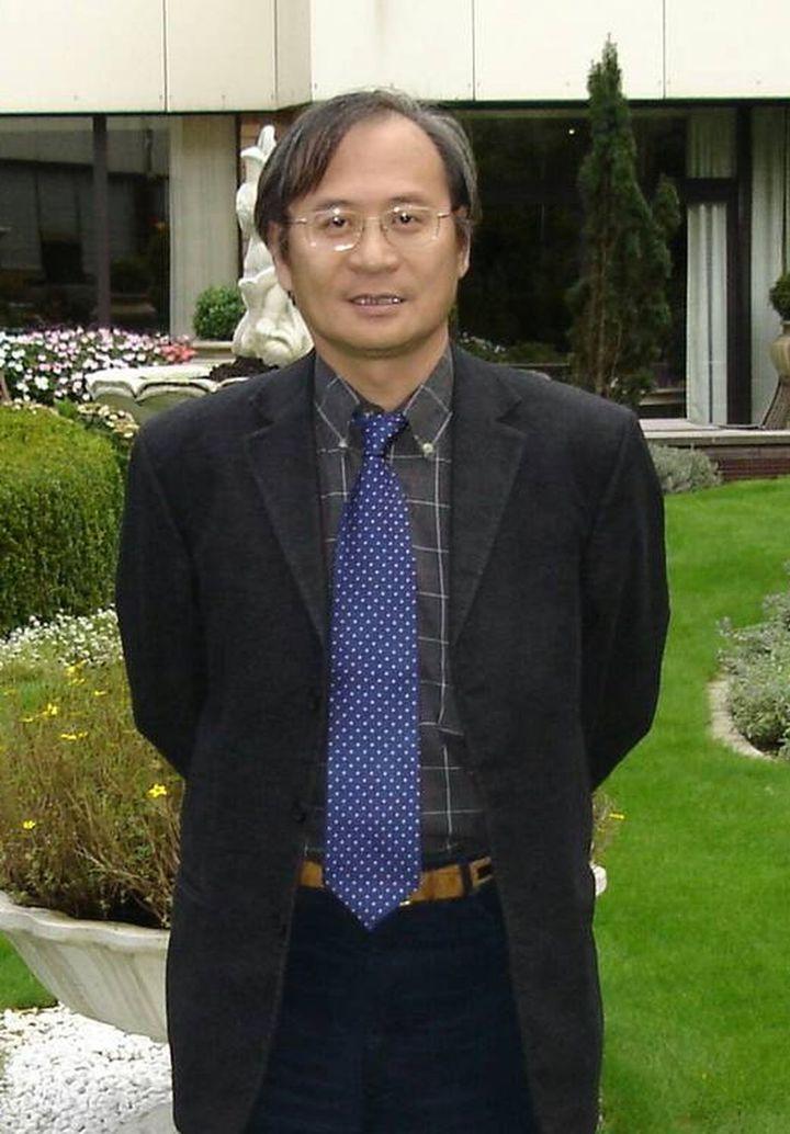中山大學教授謝曉星將接任原能會主委。圖/中山大學提供
