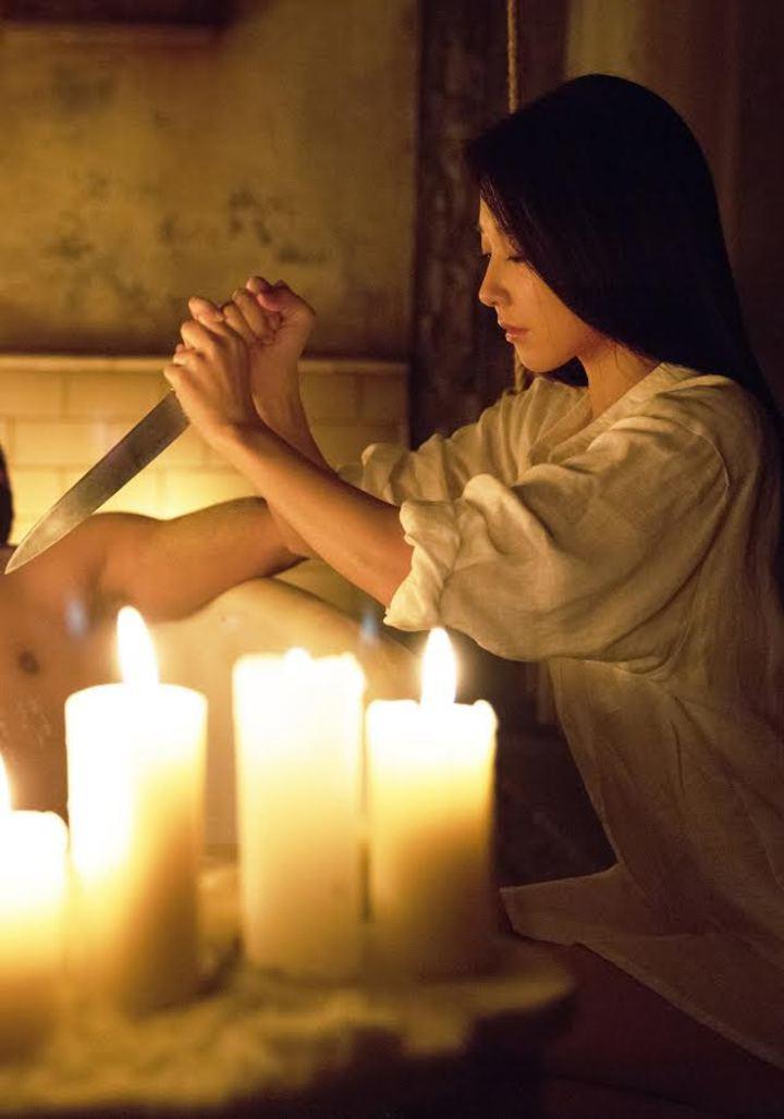 「樓下的房客」改編自九把刀同名暢銷小說。圖/台北電影節提供