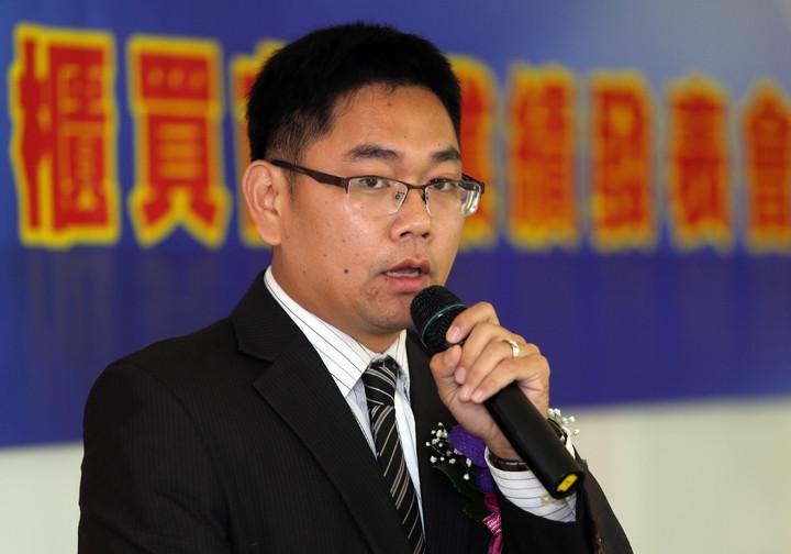 財務長郭銘杰。記者杜建重/攝影