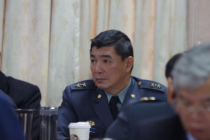 新任陸軍副司令陳寶餘中將。記者程嘉文/攝影