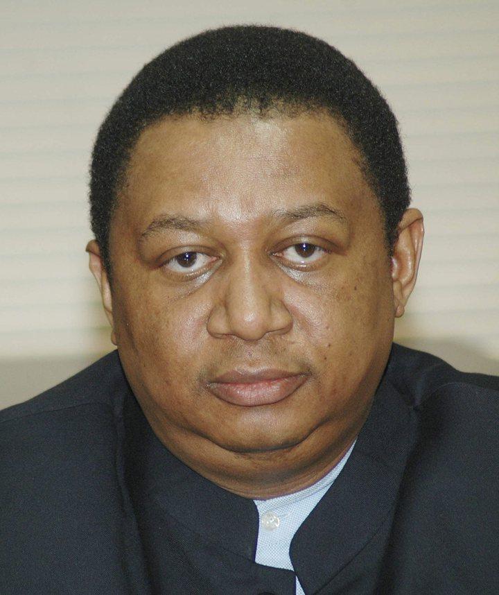 難能可貴的是,這次開會一片詳和,也順利選出新的秘書長巴金多(Mohammed Barkindo),這是2012年始終搞不定的人事案,(歐新社)