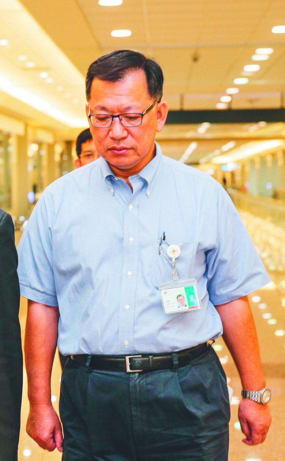 桃機公司董事長林鵬良。 記者鄭超文/攝影