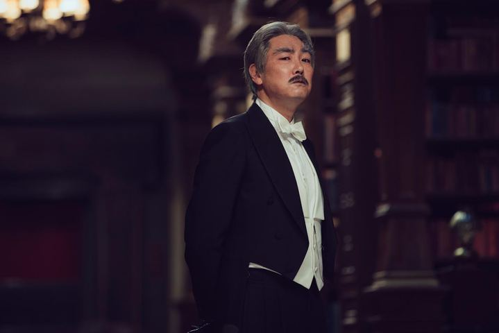 趙震雄在「下女的誘惑」飾演色老頭。圖/CatchPlay提供