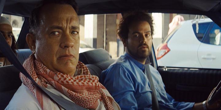 湯姆漢克領銜主演的電影「梭哈人生」。圖/采昌國際多媒體提供