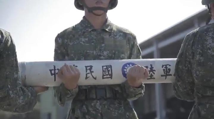 陸軍推出「忠誠精實 一位陸軍健兒的告白」宣傳影片,影片中一次將陸軍步兵、砲兵、裝甲兵、化學兵、工兵、通訊兵、飛彈兵、陸航、特戰兵的訓練片段看完,試著向士兵傳達思考生活訓練的目標。翻攝畫面