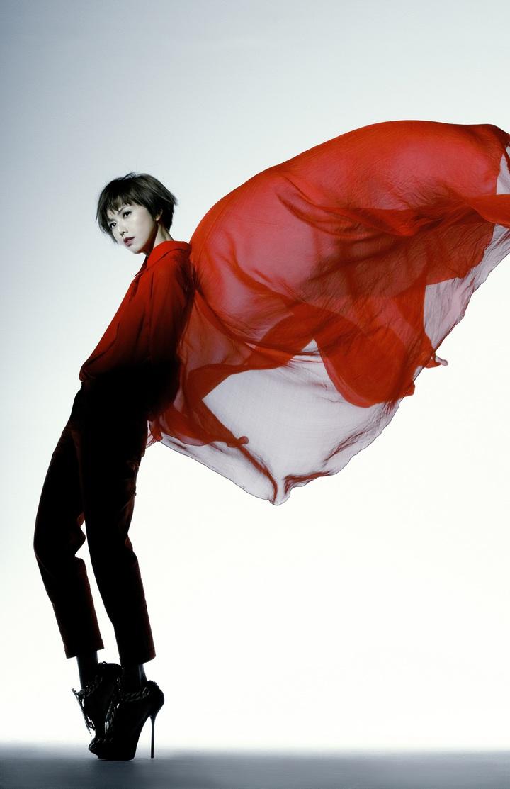 「六弄咖啡館」發佈孫燕姿主題曲「半句再見」完整MV。圖/華聯國際提供