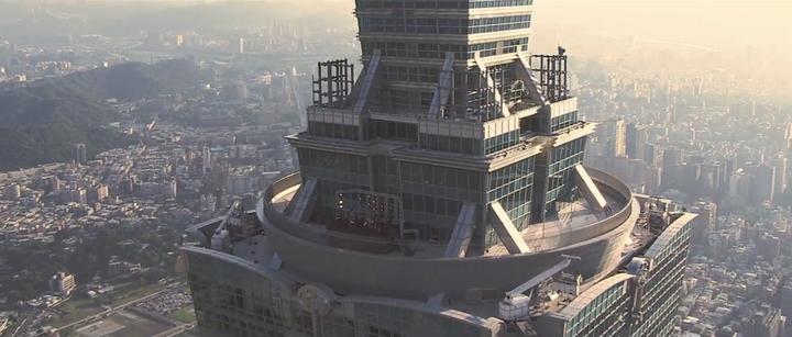 五月天在台北101的91樓拍MV。圖/相信提供