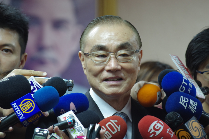 國防部長馮世寬。(資料照,記者程嘉文攝影)