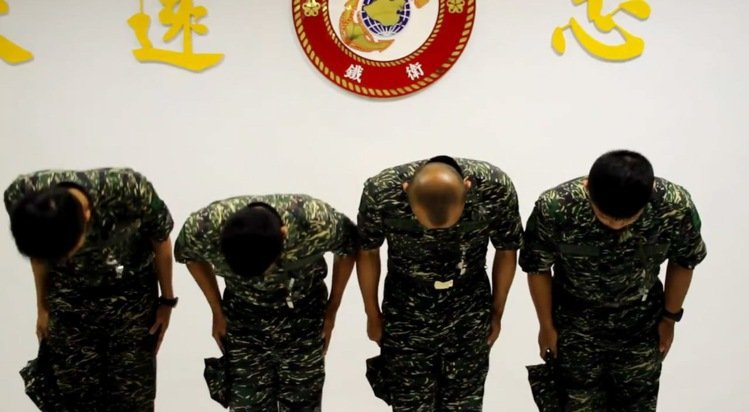 圖/截自「中華民國海軍陸戰隊」臉書專頁