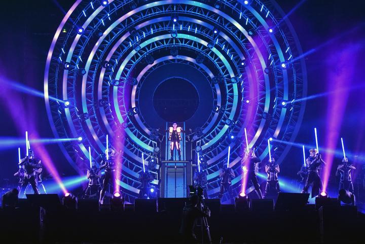 周杰倫6月30日起一連4場在上海開唱。圖/杰威爾提供