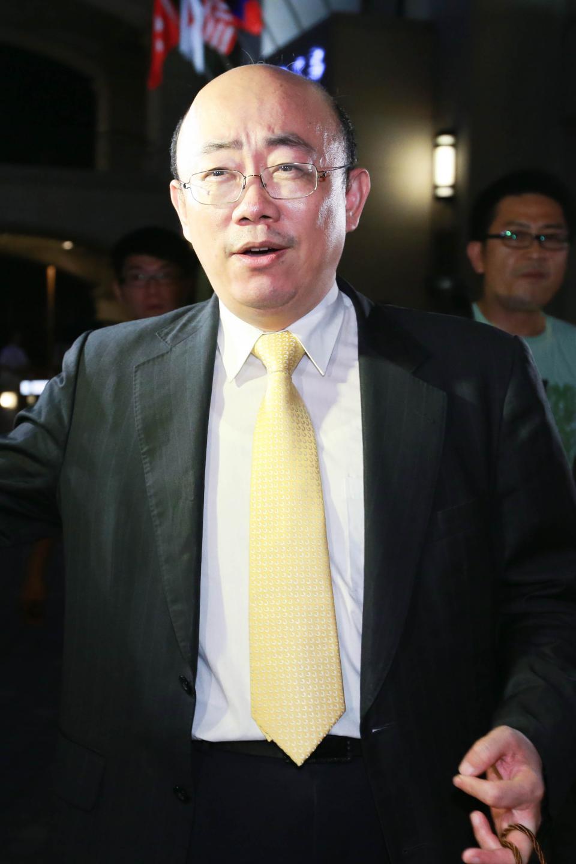 資料照片 民進黨前立委郭正亮。記者林伯東/攝影