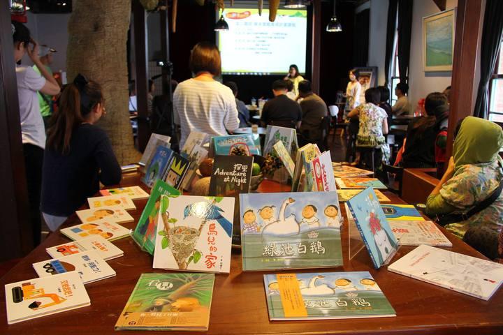 「蘭陽繪本創作營」系列培訓課程7月15-18日登場,邀來日本繪本大師三浦太郎等重量級師資。圖/主辦單位提供