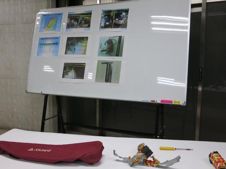 警方公布所有犯罪事證、照片。記者陳金松/攝影