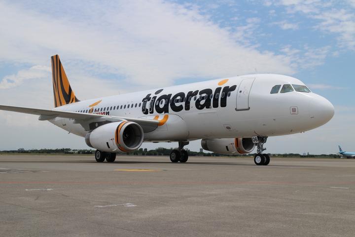 台灣虎航周四開航日本岡山,首航班機訂位已全滿。圖/台灣虎航提供