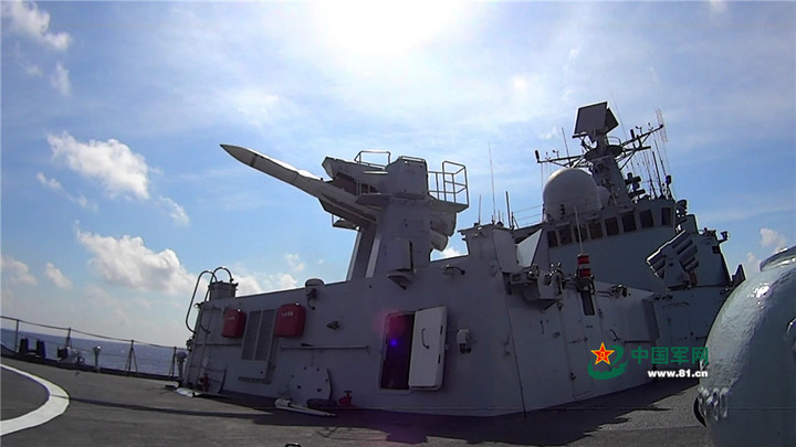 圖片來源:取自中國軍網