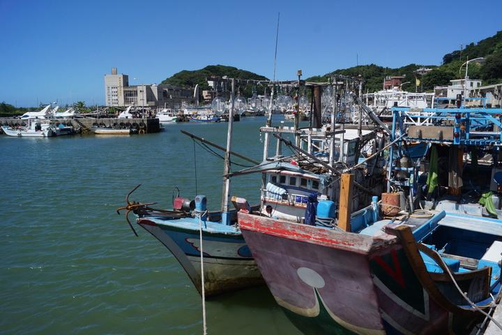 北海岸漁民主要以捕撈小管、萬里蟹;延繩釣以嘉&#40050魚、鰹魚、赤&#39918魚等高價位魚種為主。記者曾健祐/攝影
