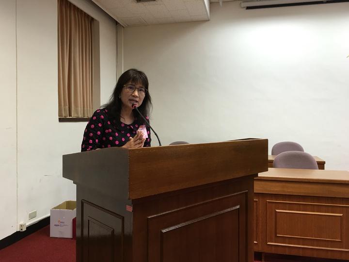 台灣兒少精神醫學會理事長高淑芬強調,對ADHD治療想法可以很多元,但介入方式必需要有科學證據及嚴謹的研究設計。記者鄧桂芬/攝影