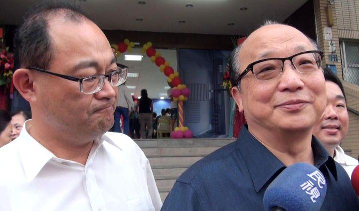國民黨副主席胡志強說,如果王金平任海基會董事長,王將會很努力去做,但不敢說能否立刻解除兩岸「冷對抗」僵局。記者楊濡嘉/攝影