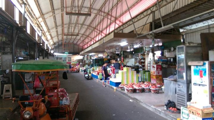 台南新化果菜市場改建有望,農委會將補助1億餘元。記者謝進盛/攝影