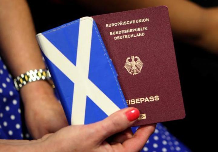2030年前,蘇格蘭因英國脫歐造成的經濟損失將介於20-110億英鎊。路透