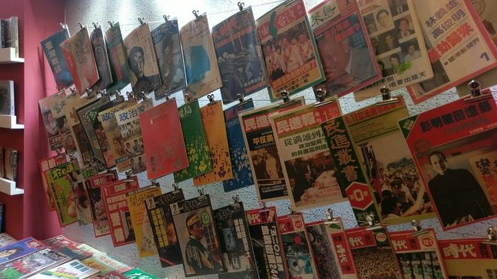 民進黨30週年黨慶,在中山堂舉辦影像展,因受颱風影響而取消,考慮未來擇期再辦。記者鄭宏斌/攝影
