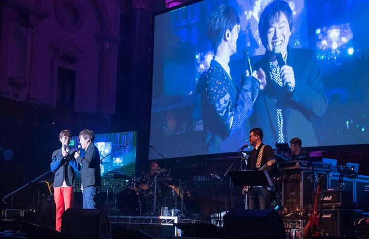 周傳雄「今宵酒醒何處」巡演,首次在雪梨開唱。圖/一起娛樂提供