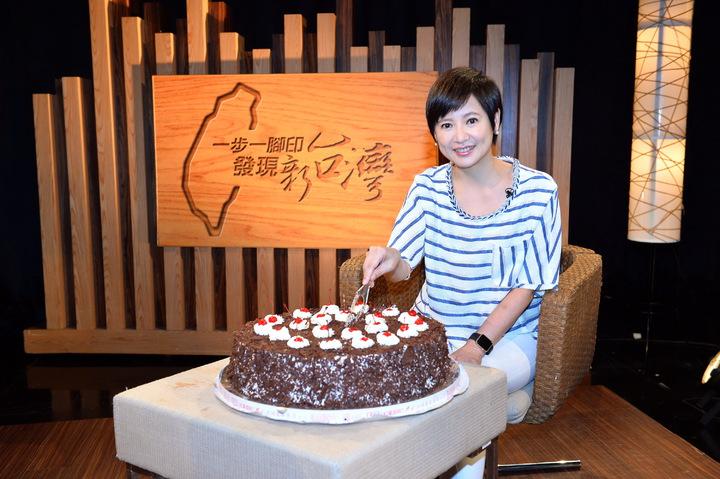 TVBS「一步一腳印 發現新台灣」歡慶滿500歲。圖/TVBS提供
