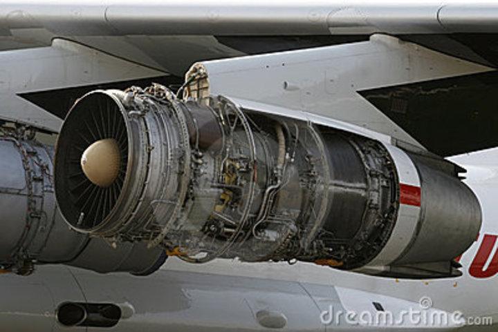 俄羅斯製造的D-30KP2發動機。(觀察者網)