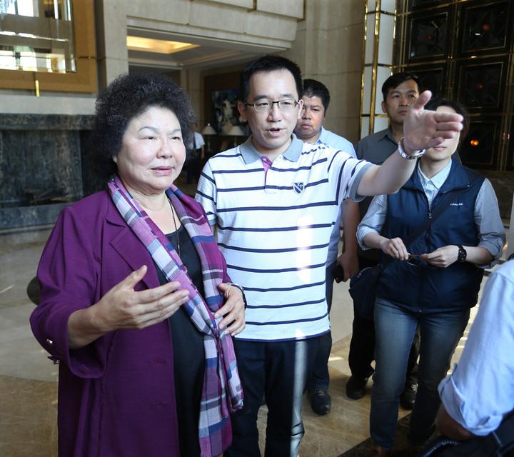 市府澄清陳菊昨天的聲明,不是針對個人,而是所有人都應不受滋擾。圖/本報資料照