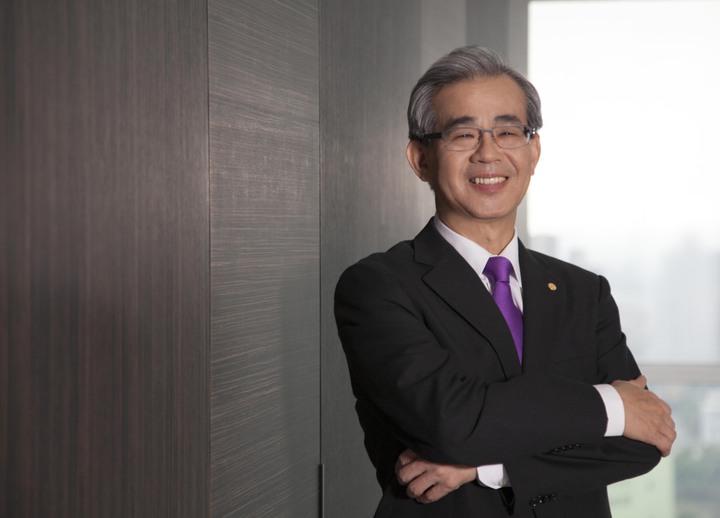 長榮航空總經理陳憲弘。圖/長榮航空提供