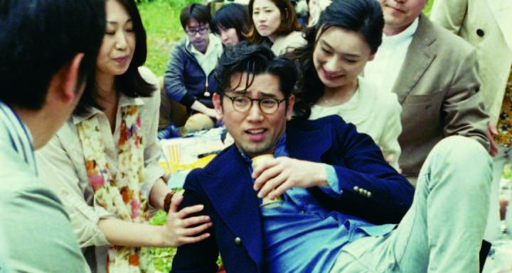 西川美和與影帝本木雅弘合作電影「漫長的藉口」,狂讚他是超厲害的家庭主夫。圖/天馬行空提供