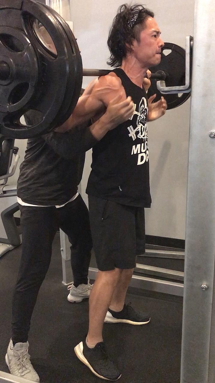吳建豪每天堅持健身1小時。圖/環球唱片提供