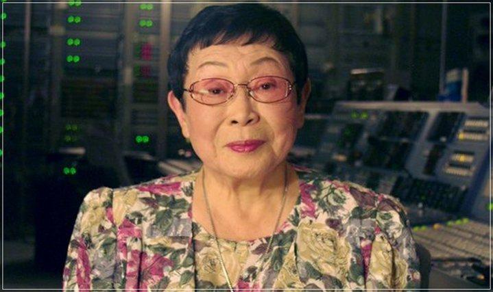 橋田壽賀子希望有尊嚴地走完人生。圖/摘自日網雅虎