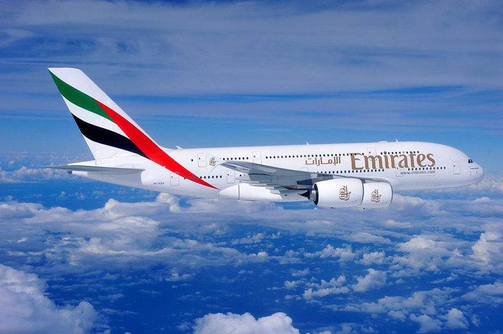 阿聯酋航空台北前往倫敦來回9,555元起。圖/阿聯酋航空提供