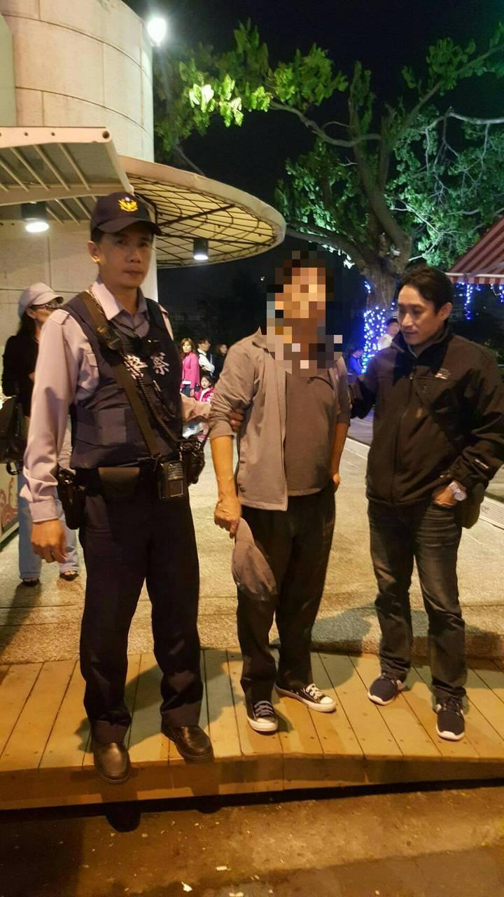 高雄1名56歲薛姓男子有本事開BMW名車,竟還到處詐騙老婦人。記者蕭雅娟/翻攝