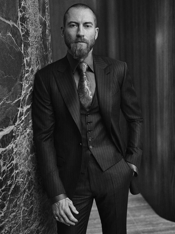 前Brioni創意總監Justin OShea因表現不如預期被品牌辭退。圖/摘自Brioni官網