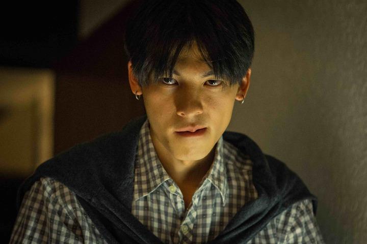 許光漢在「姜老師,妳談過戀愛嗎?」中飾演性衝動遲緩兒。圖/好風光提供