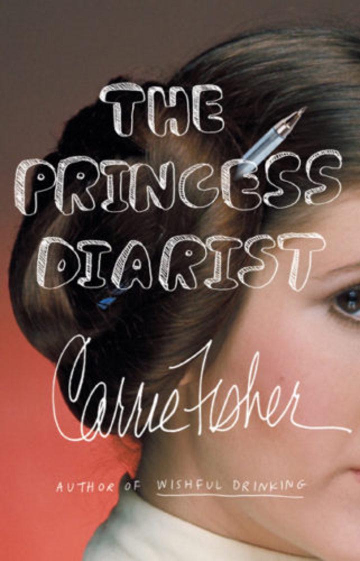 嘉莉費雪在「星際大戰」系列中扮演莉雅公主,這個角色影響了她一生。圖/取自嘉莉費雪官網