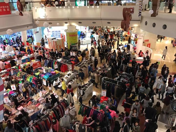 新竹市Big City遠東巨城購物中心。圖/取自Big City臉書