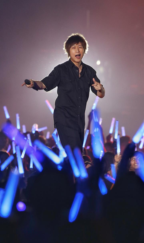 五月天演唱會第九場高潮迭起。記者陳立凱/攝影